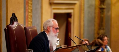 Valle-Inclán preside el Congreso