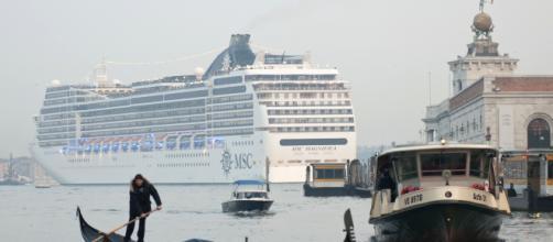 Venezia: stop alle navi da crociera