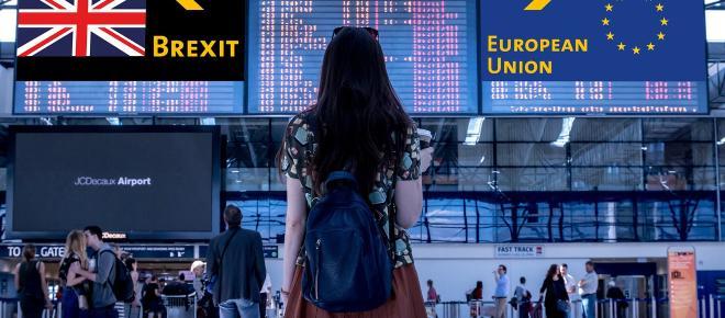 Los partidarios del Brexit arrasarían en las elecciones europeas, según los sondeos