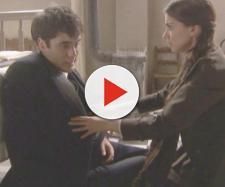 Il Segreto anticipazioni: Alvaro picchiato da un gruppo delinquenti, Elsa si prende cura di lui.