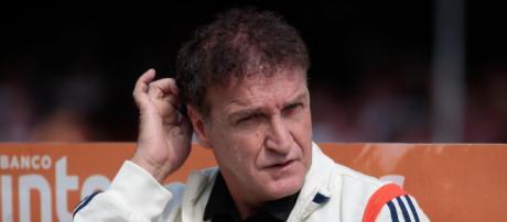 Cuca poderá poupar alguns jogadores contra o Bahia. (Arquivo Blasting News)