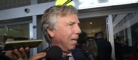 Enrico Preziosi, il suo Genoa rischia la retrocessione in B