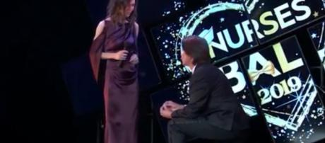 Finn proposed to Anna but Hayden may stop the wedding. [Image Source: JSMS99-YouTube]