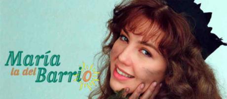 Maria do Bairro foi exibida no México em 1995. (Divulgação/Televisa)