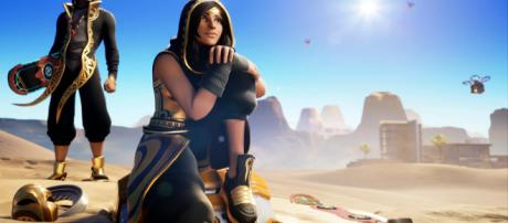 Fortnite Patch V9 10 New Cosmetic Items Leaked Includes A New
