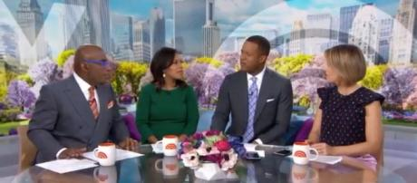 The battles of being a germaphobe and breast-pumping became topics on 'Today.' [Image source:TODAY-YouTube]