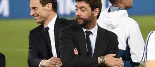 Allegri, Agnelli e il sogno Guardiola