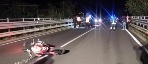 Calabria, muore a 26 anni a causa di un incidente.