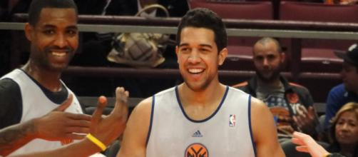 Landry Fields was a First Team All-Rookie member in the 2010-11 season. [Image Source: Flickr | Bryan Horowitz]