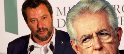Mario Monti dà i voti di europeismo a Salvini e Di Maio