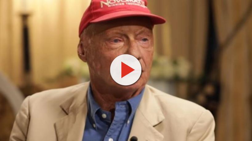 Hall of Fame racing driver Niki Lauda has died