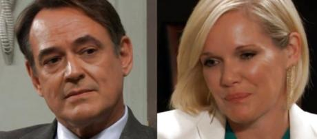 Ava and Ryan will have a final showdown. [Image Source: GH Soap Spoilers/YouTube]