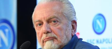 De Laurentiis:' Juve va avanti da 120 anni con stessa società, sono sempre stati aiutati'