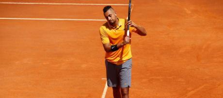 Nick Kyrgios: 'Rispetto a Wimbledon, il Roland Garros è una m...'