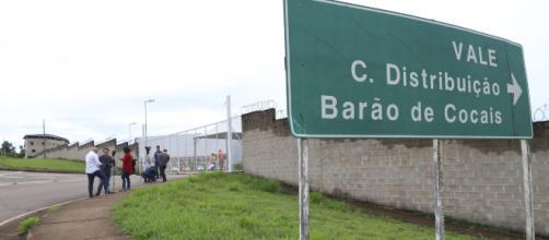Barragem faz população de Barão de Cocais ficar preocupada. (Arquivo Blasting News)