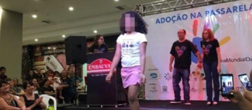 Evento de adoção em shopping gera polêmica ao mostrar órfãos. (Arquivo Blasting News)