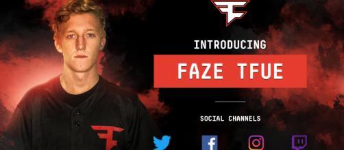 """FaZe Clan on Twitter: """"WELCOME, FaZe Fortnite's new 4th: FaZe Tfue ... - twitter.com"""