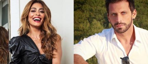 Juliana Paes e Henri Castelli já falaram publicamente sobre sua religião. (Reprodução/Instagram/@julianapaes/@henricastelli)