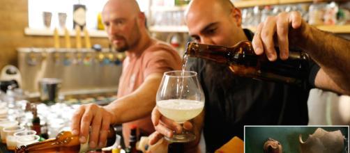 Scienziati israeliani riproducono la birra dei faraoni - dailymail.co.uk