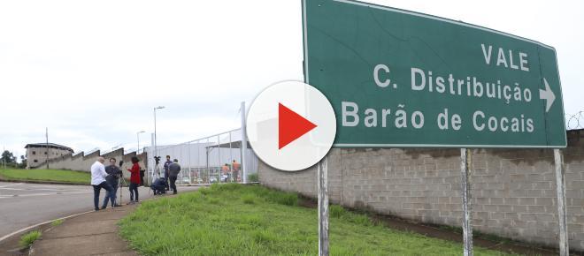 Sobe tensão em Barão de Cocais (MG) com possível novo rompimento de barragem da Vale