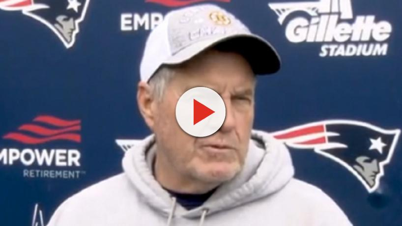 Bill Belichick lauds wideout N'Keal Harry, talks about Brady's likely heir Jarrett Stidham