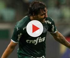 Atacante fez quatro gols com a camisa do Palmeiras. (Arquivo Blasting News)