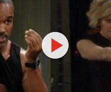 Curtis stuns Jordan and Ava shocks Scott because of Ryan. (Image Source: GH spoilers-YouTube.)