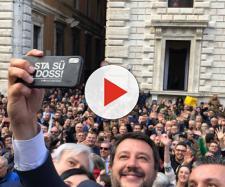Elezioni: Salvini è ovunque ed i suoi post anti-migranti raggiungono anche i minorenni.