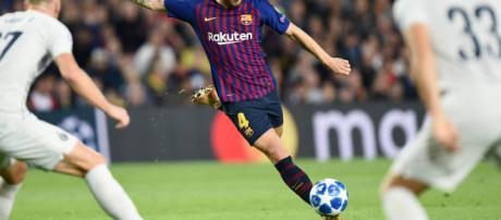 Barcellona-Valencia, Finale Coppa del Re: la partita sabato in tv in chiaro su Nove