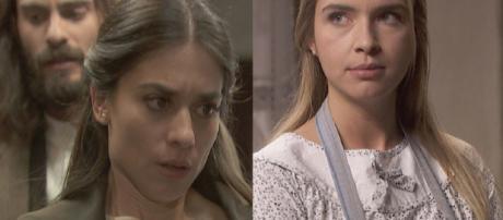 Il Segreto, spoiler Spagna: Antolina restituisce ad Isaac il denaro che gli aveva rubato
