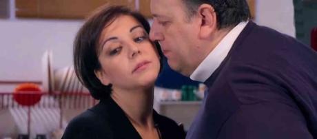 Mariella (Antonella Prisco) e Guido (Germano Bellavia)