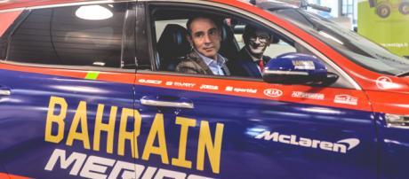 Team Bahrain Merida in bilico per il presunto coinvolgimento di Milan Erzen in un'inchiesta antidoping