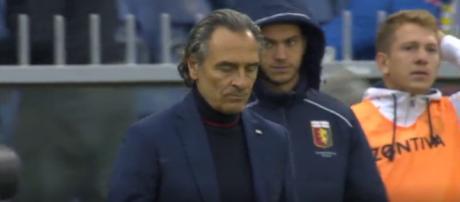 Verso Fiorentina-Genoa, ancora dubbi di formazione per Cesare Prandelli