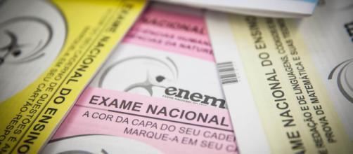Contrato com nova gráfica para impressão do ENEM foi assinado nesta terça-feira. (Divulgação/Agência Brasil)