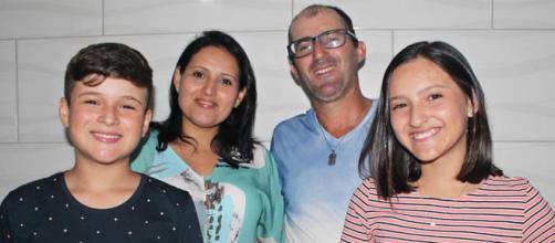 Família encontrada morta no Chile viajou para festejar aniversário de Karoliny. (Arquivo Blasting News)