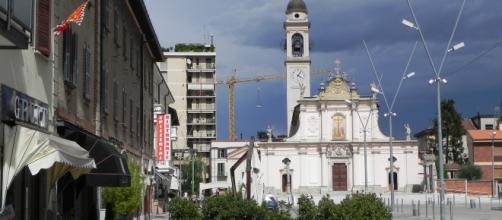 Il comune di Cinisello Balsamo.
