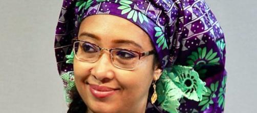 L'écrivaine Camerounaise Lauréate du Prmeir Prix orange de Littérature Amal Amadou Djaïli (c) Google