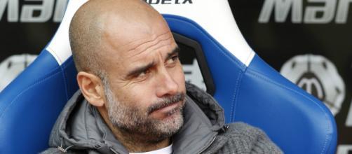 Pep Guardiola está no radar da Juve desde a saída de Allegri. (Arquivo Blasting News)