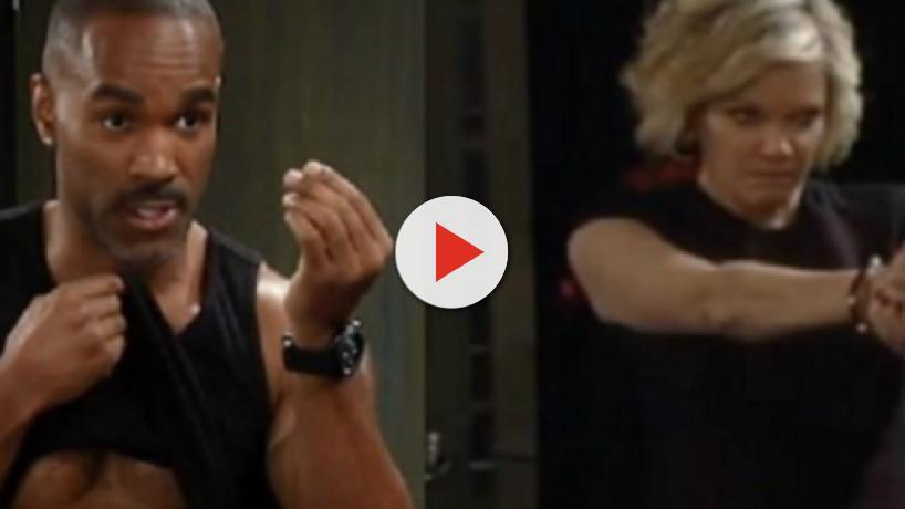 GH airs rerun Monday, on Tuesday Curtis shocks Jordan, Ava stuns Scott, Sam amazes Shiloh