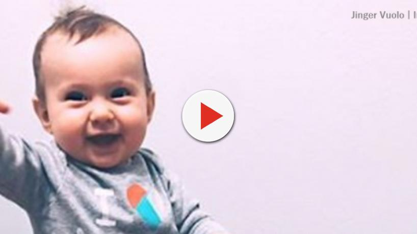 'Counting On': Felicity Vuolo hits ten-months-old and looks to be walking