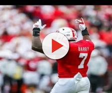Mo Barry takes on Nebraska football troll [Image via SD HIGHLIGHTS/YouTube]