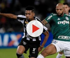 Palmeiras não terá Felipe Melo. (Arquivo Blasting News)