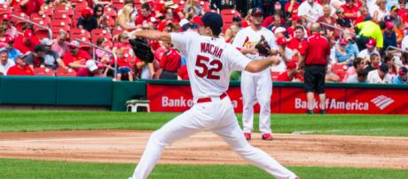 It was announced on Friday (May 24) that Michael Wacha would be heading to the bullpen. - [Ted Engler / Flickr]