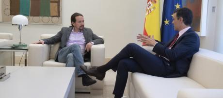Pablo Iglesias ve la posibilidad de ser Ministro si hay un Gobierno de Coalición