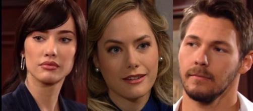 Beautiful, trame al 1° giugno: Hope invita Steffy alle sue nozze, Xander tradisce Emma