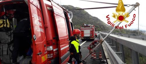 Calabria, uomo si suicida gettandosi nel vuoto. (foto di repertorio)