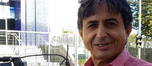 Gérson de Souza, do Domingo Espetacular, foi afastado da TV após acusações de assédio. (Reprodução/Record TV)