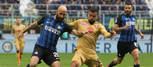 Inter: Borja Valero e Candreva dovrebbero lasciare al termine della stagione - toronews.net