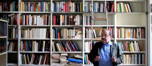 La casa-biblioteca di Umberto Eco