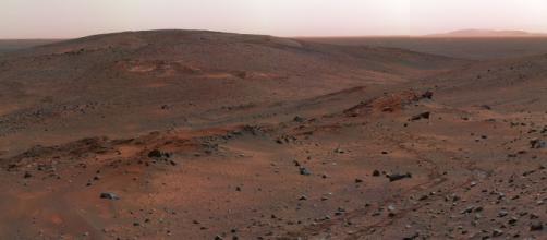 Novas descobertas ampliam possibilidade de água em Marte. (Divulgação/ Wikimedia Commons)